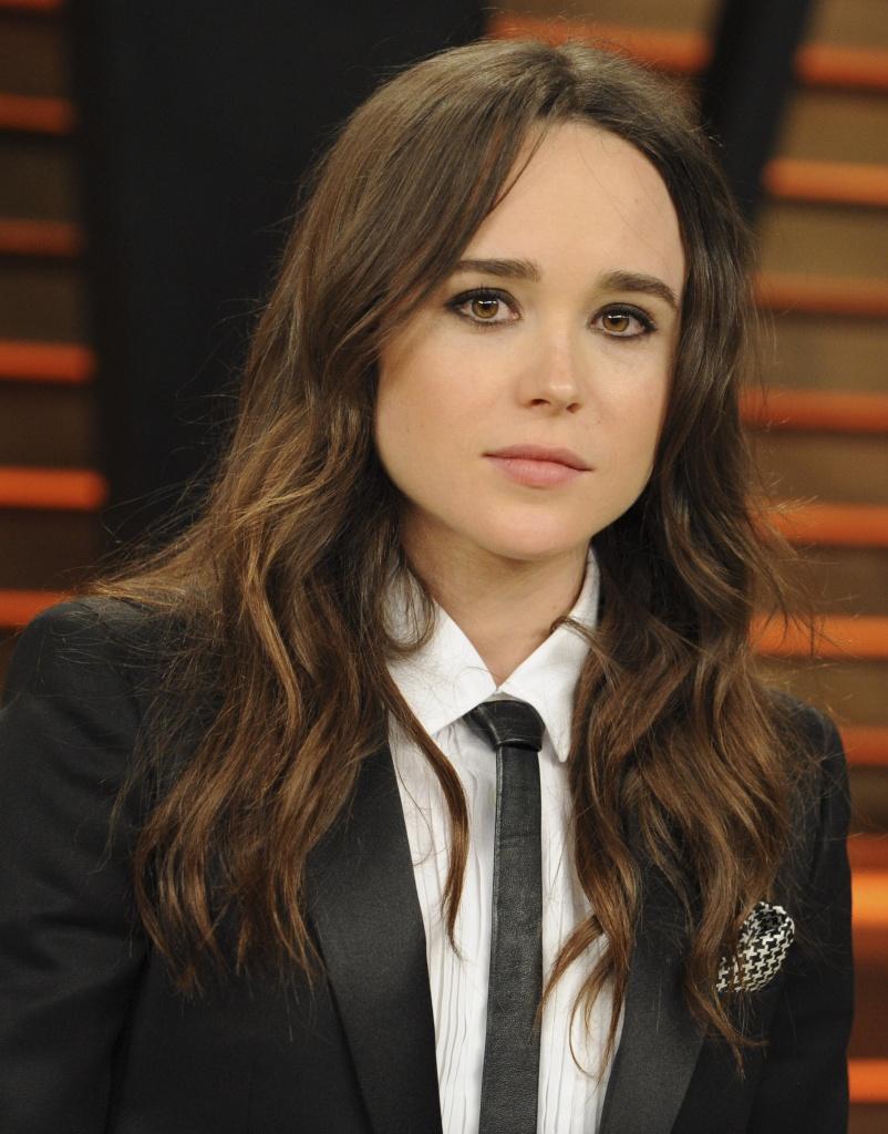 Ellen Page Canadian actor Ellen Page