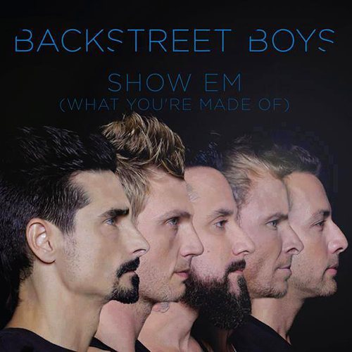 Backstreet Boys Are Back In A Documentary