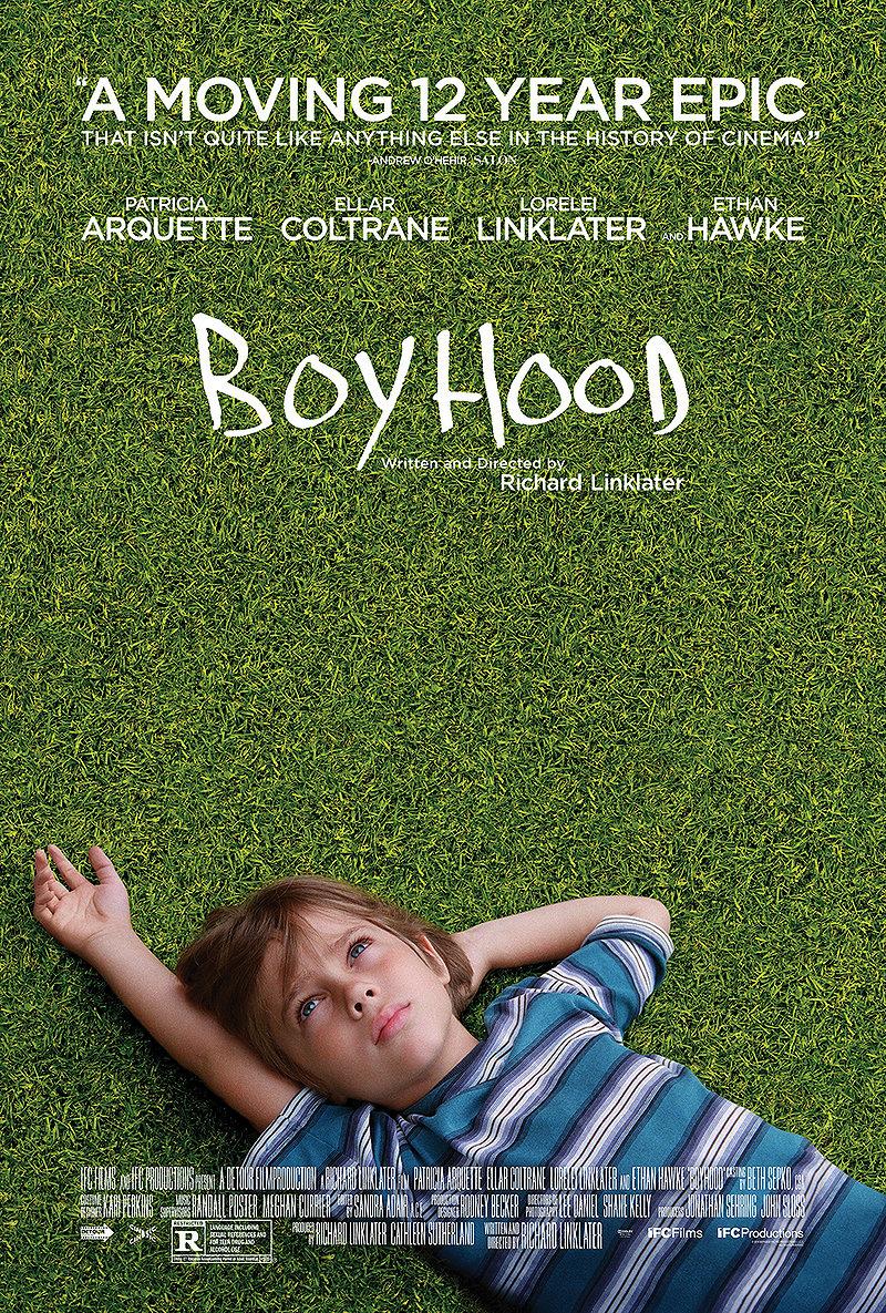 Boyhood—An Emotional Movie You Won't Forget