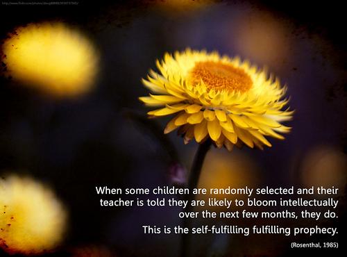 selffulfilling