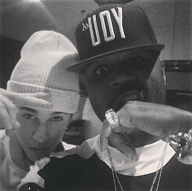 Justin Bieber's New Song feat. Soundz