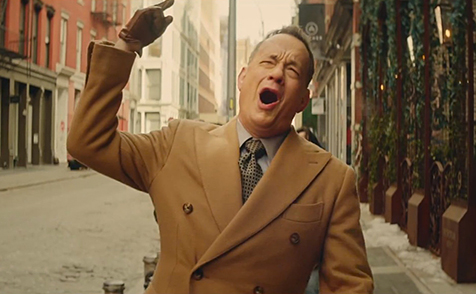 Tom Hanks and Justin Bieber star in I Really Like You video