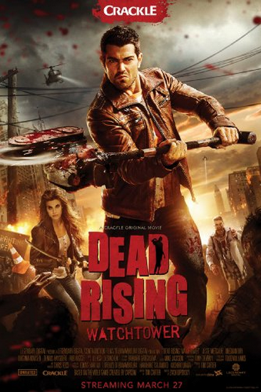 Zombie Film Dead Rising: Watchtower, Video Game Come To Life