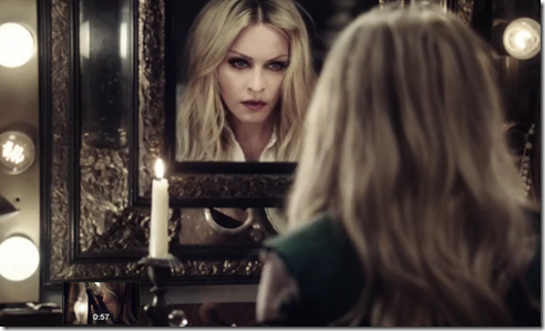 Ghost Town Music Video & Madonna Are Hauntingly Beautiful