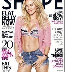 What Hilary Duff Taught Us About Her Roles & Dieting!