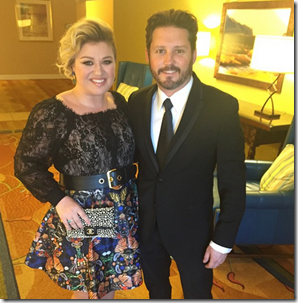 Ellen DeGeneres Meets With Kelly Clarkson, She's So Loving & Real