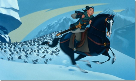 Disney Working Hard To Recreate Mulan 2017