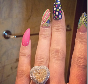 Meek Mill and Nicki Minaj Engaged & Here's Their TOAST