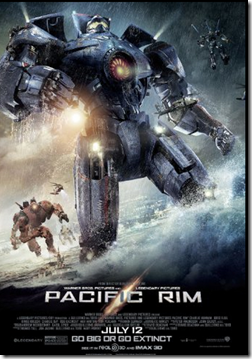 Pacific Rim (2013) Fed My Geeky Side And Was Action Packed