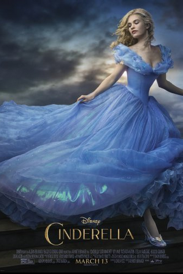 Cinderella's Lily James Fit Cinderella Perfectly, Beautiful Film