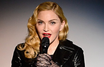 Madonna, a positive force for good