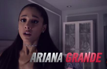 The First Scream Queens Trailer, Emma Roberts & Ariana Grande!