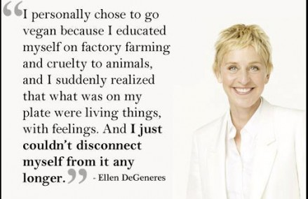 Vegan Celebrities And Dieting, Love Yourself & Animals!