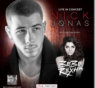 Nick Jonas Concert Dates & One Surprise Big Surprise!