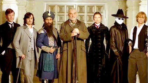 Image result for league of extraordinary gentlemen