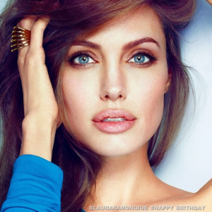 Angelina Jolie, 40 Years Of Love And Compassion!