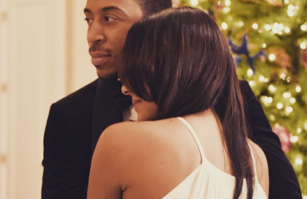 Ludacris And Eudoxie Welcome Baby Girl, Cadence Gaelle Bridges Into The World!