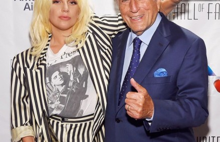 The Songwriter's Hall Of Fame Welcomes Lady Gaga!