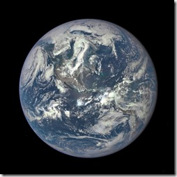 NASA Snaps Epic Pictures of Earth!