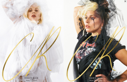 Lady Gaga Looking Flawless In Her CR Fashion Book Photo Shoot! Check Out The All-Natural Pictures Here!
