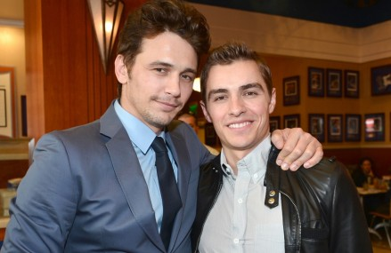 Dave Franco Put A Ring On It. And Alison Brie Didn't Mind Showing It Off!
