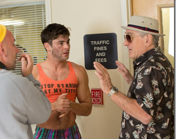 Robert De Niro is Zac Efron's Dirty Grandpa!
