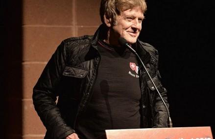 Robert Redford Thanks Filmmakers & Supporters For Making Sundance Happen!