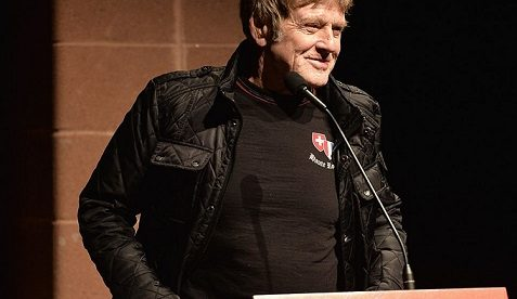 Robert Redford Thanks Filmmakers & Supporters For Making Sundance Happen!