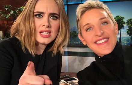 Ellen DeGeneres and Adele prank Jamba Juice Employees!