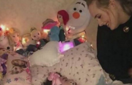 Adele makes wish come true for a sick girl in Ireland!