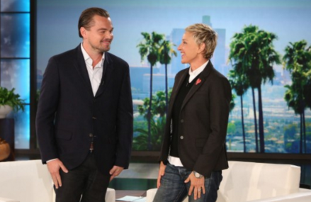 Leonardo DiCaprio talks his near death experiences & beard!