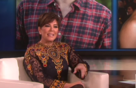 "Kris Jenner plays 'Who'd You Rather?"" with Ellen DeGeneres!"