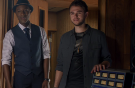 """Candyman"" by Zedd & Aloe Blacc! M&M'S 75th Anniversary Commercial"