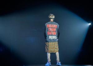 Justin Bieber | World Purpose Tour clothing