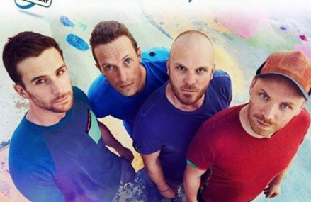 Coldplay performs 'Hymn for the Weekend' on TODAY Show