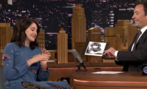 Shailene Woodley on Jimmy Kimmel