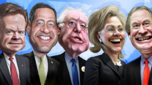 2016 Democratic Candidates
