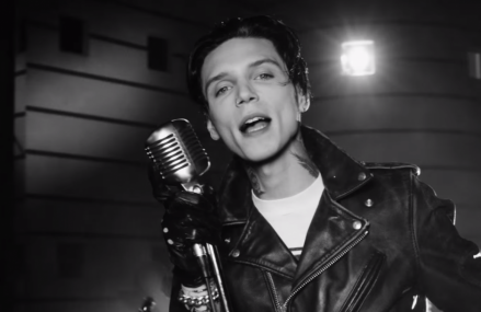 "Andy Black debuts new music video ""We Don't Have To Dance."""