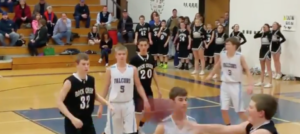 Middle School Basketball Team Loses Title Game After Final Shot Gets Stuck On Rim