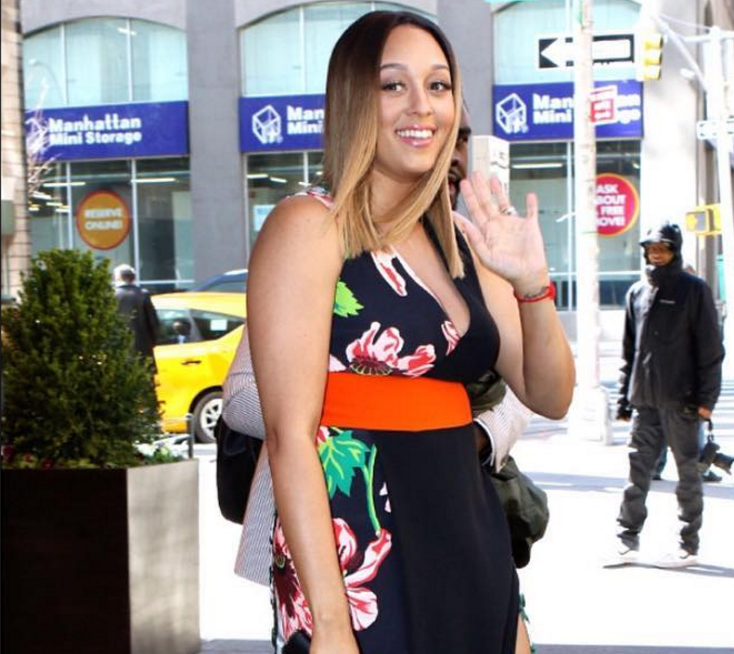 Tia Mowry speaks up against those who body shame!