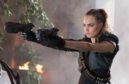 Cara Delevingne opens up about her struggle with depression!