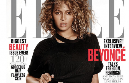 "Beyoncé addresses rumors speculating she's ""anti-police."""