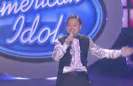 "William Hung performs ""She Bangs,"" for the last time on American Idol!"