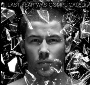 "Nick Jonas ""Champagne Problems."""
