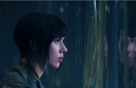 "First Sneak Peek: Scarlett Johansson in ""Ghost in the Shell"""