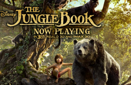 The Jungle Book box office opening earns over 100 Mil!
