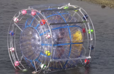 The Bubble Runner wants to make it from FL to Bermuda, again!
