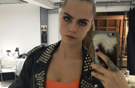 Cara Delevingne inspires us to stay strong during depression!