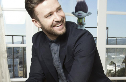 "Justin Timberlake: ""Can't Stop The Feeling,"" climbing charts!"