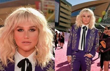 Kesha: Her marvelous 2016 Billboard Music award show performance!